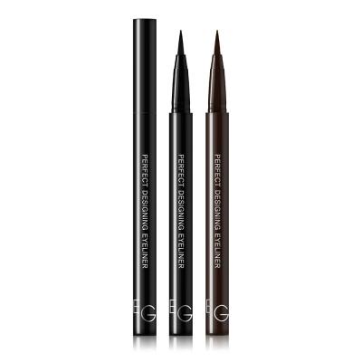 E-glips 極細黑持久防水抗暈眼線液筆 2色可選