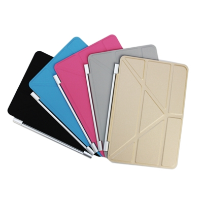 Apple iPad mini4 Smart cover 三角折疊保護套