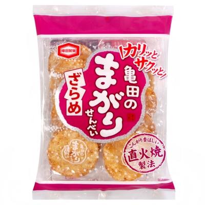 龜田 直火燒白糖米果(100.8g)