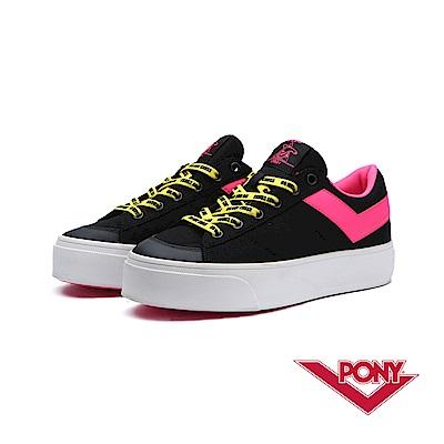 【PONY】Pro系列-經典復古鞋-女-粉