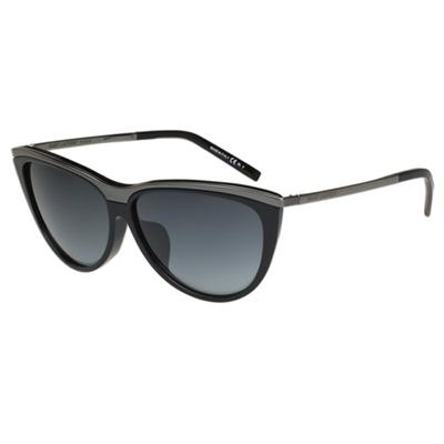 Saint Laurent Paris -時尚太陽眼鏡(黑色)
