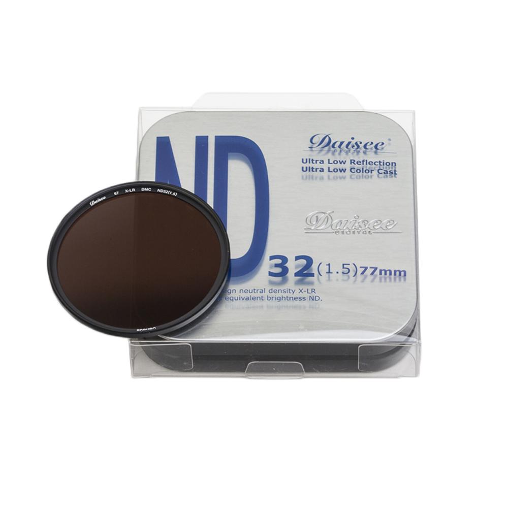 Daisee X-LR DMC 77mm ND32減光鏡
