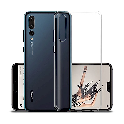 Xmart for HUAWEI P20 Pro 超薄清柔水晶保護套