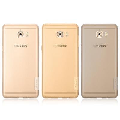 NILLKIN SAMSUNG Galaxy C9 Pro 本色TPU軟套