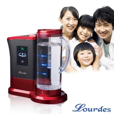 日本Lourdes-羅德氫騎兵負氫水-高濃度水素水-紅酒紅-HS-72