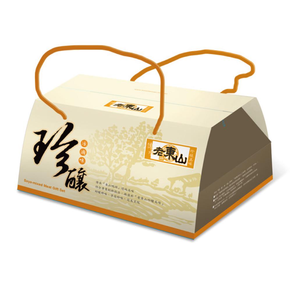 老東山 幸福99珍釀滷味(精緻禮盒組)