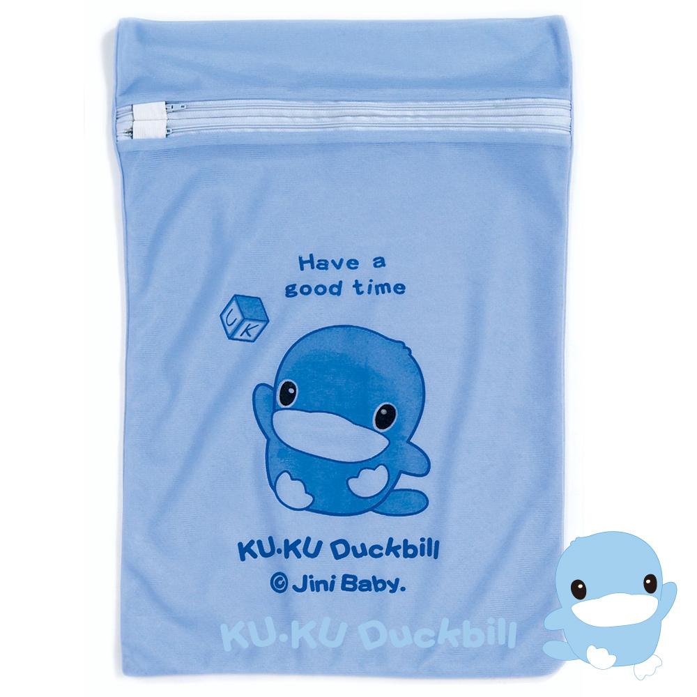 KU.KU酷咕鴨 雙層洗衣袋 (粉/藍二色可選) @ Y!購物