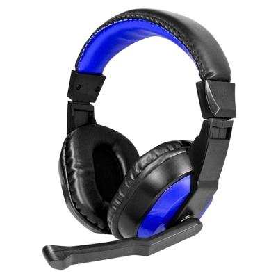 KINYO電腦用頭戴式耳麥EM- 3653
