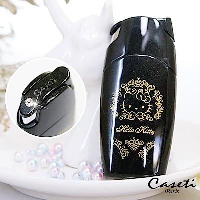 【Hello Kitty X Caseti】黑色按壓式-Kitty 聯名香水攜帶瓶