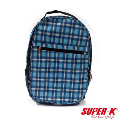 美國品牌【SUPER-K】休閒後背包(SHB24515)