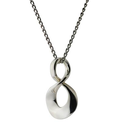 Georg Jensen Infinity「無限愛戀」純銀項鍊