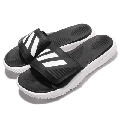 adidas 涼拖鞋 Alphabounce Slide 男鞋