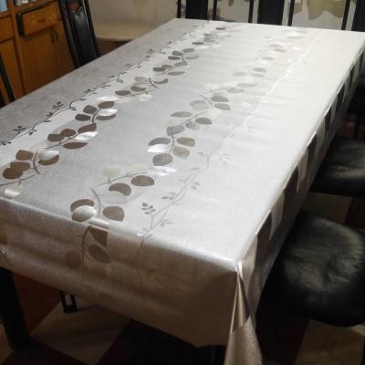 銀花壓紋金屬桌巾(長120cmX寬137cm)_RN-PW224-001-05