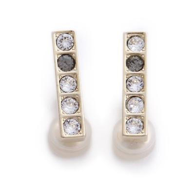 JewCas Air Earrings系列施華洛施奇水晶耳夾_JC2441