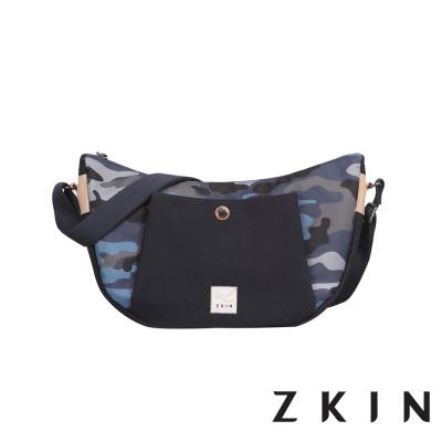 ZKIN Getaway Unicorn 享影輕旅側背相機包 (迷彩藍)