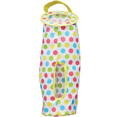KitchenCraft 塑膠袋收納袋(彩點)