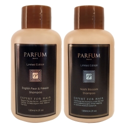 Parfum 巴黎帕芬 香氛精油洗髮精120mlX2(多款可選)