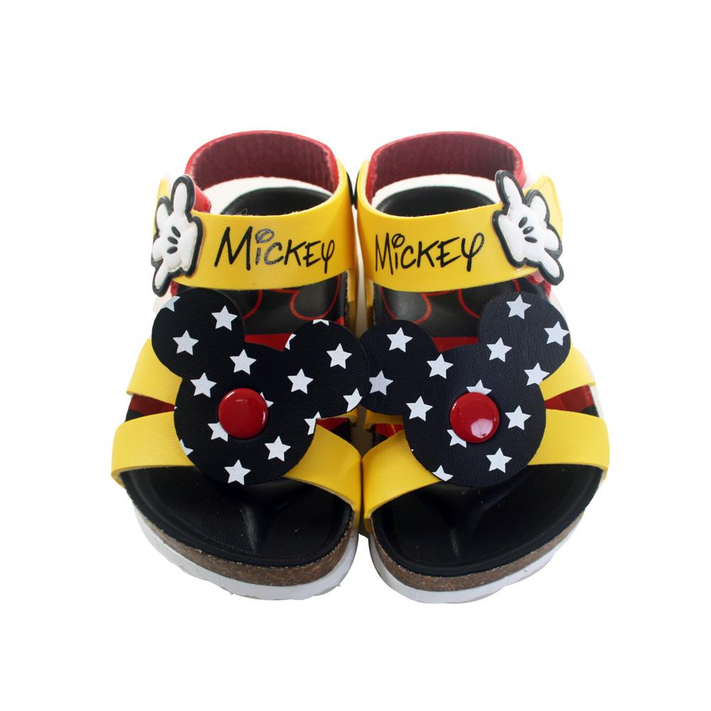 魔法Baby 台灣製迪士尼米奇涼鞋 sh5540