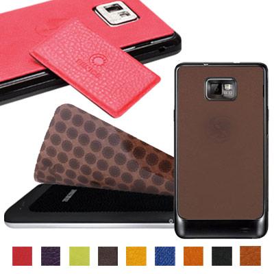 韓國FENICE Samsung S2 i9100 保護貼/背貼