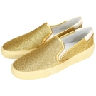 YSL Saint Laurent SLIP-ON 金蔥休閒便鞋(女款)