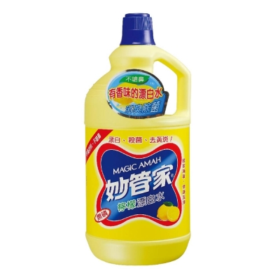 妙管家檸檬漂白水2000gm
