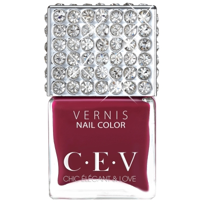 CEV超釉光極緻指彩- ERS 016  小確幸 指甲油 15 mL