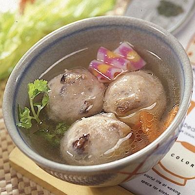 任-新竹海瑞 香菇摃丸(600g/包)
