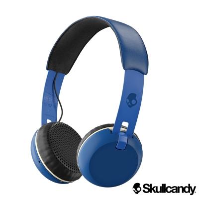 Skullcandy Grind 葛萊 藍牙耳機-海軍藍色(公司貨)