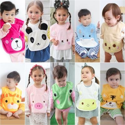 baby童衣 水晶絨動物臉譜可愛保暖背心 60323