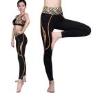 Seraphic 時尚運動壓縮褲(虎紋)-快速到貨