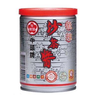 牛頭牌 麻辣沙茶醬(250g)