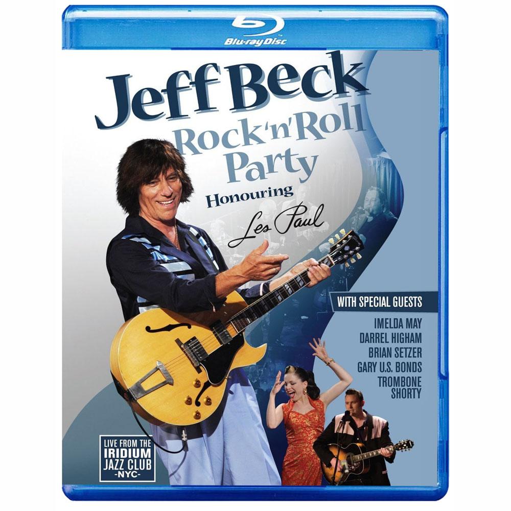 傑夫.貝克 - 搖滾派對-獻給Les Paul BD