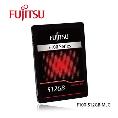 Fujitsu富士通 F100 512GB SATAIII SSD固態硬碟