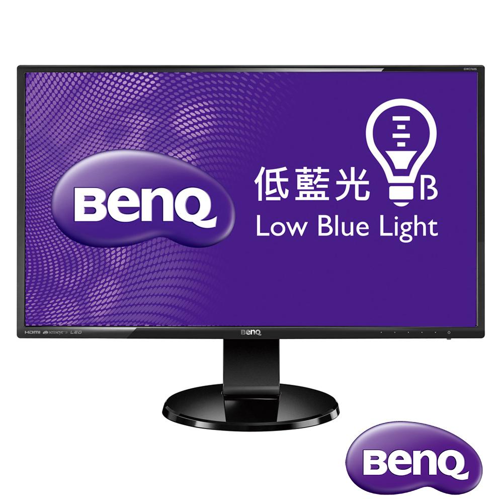 BenQ GW2760HS-L 27型 VA 薄邊框電腦螢幕
