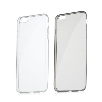 C16 iPhone6 plus/S透明矽膠保護殼