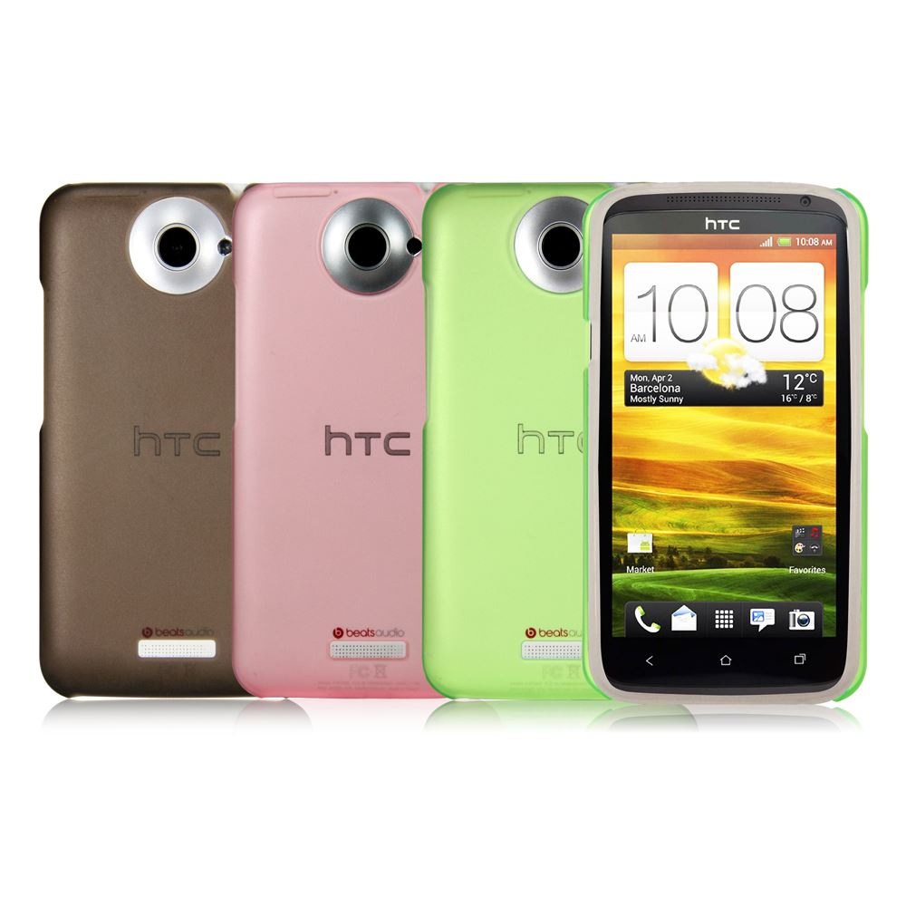 SHIELD Case HTC One X 超薄保護殼