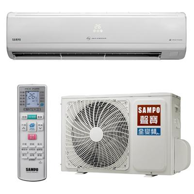 SAMPO聲寶 6-8坪頂級變頻單冷冷氣 AM-PC41D/AU-PC41D