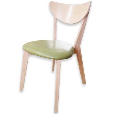 Boden-薇拉雙色餐椅(4入組)