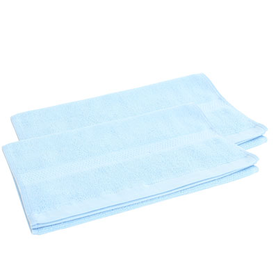 LOVEL 嚴選六星級飯店精選-毛巾雙件組(蔚藍)