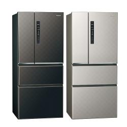 Panasonic國際牌 610公升 四門 變頻 電冰箱