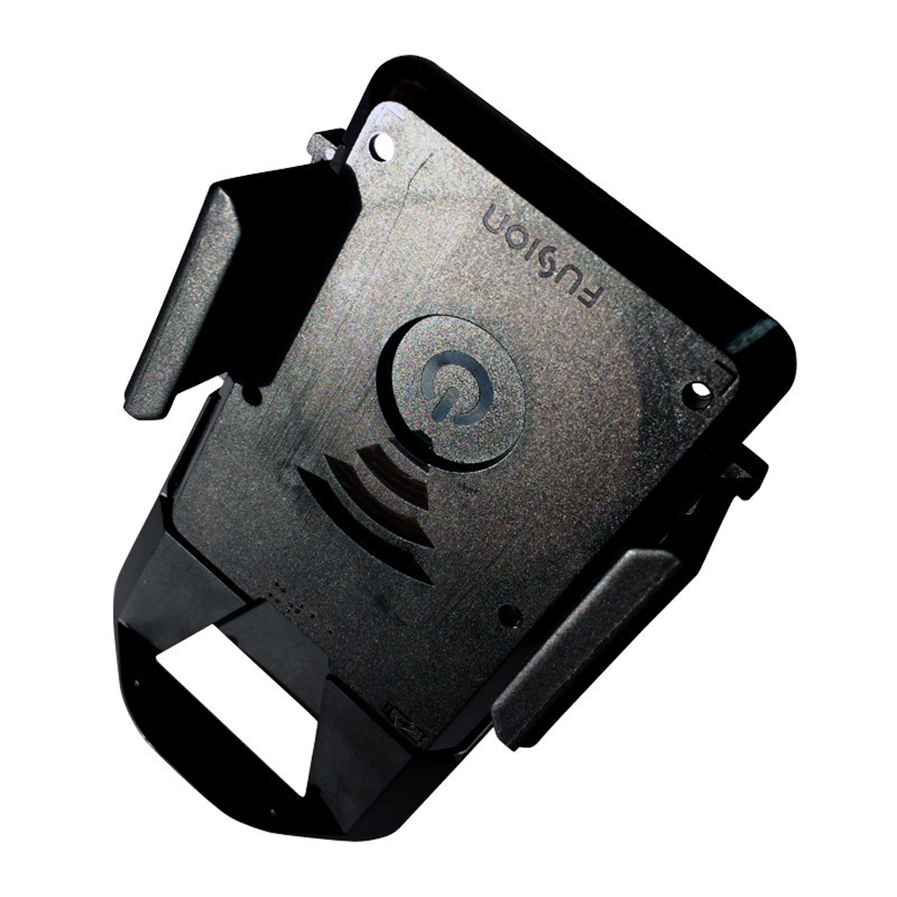 Fusion萬用快速無線充電車架(WCH-050/黑/附2M傳輸線)