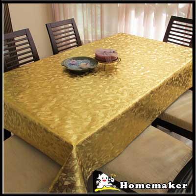 Homemaker-不規則金屬桌巾 (長180cmX寬137cm)