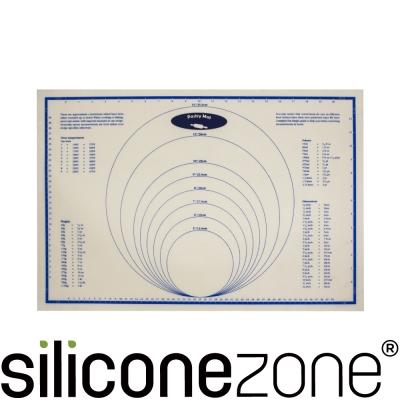 Siliconezone 施理康耐熱矽膠餅乾烤箱墊-藍色