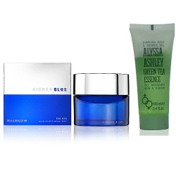 Aigner Blue 藍色經典淡香水 125ml 搭贈綠茶沐浴精 100ml