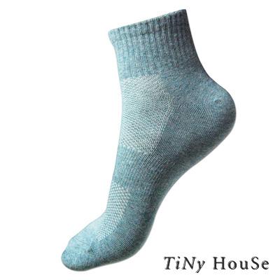 TiNyHouSe 舒適襪系列 薄型運動襪2入(二色可選)