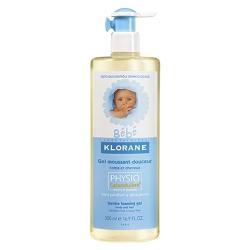Klorane蔻蘿蘭 寶寶洗髮沐浴精 500ml