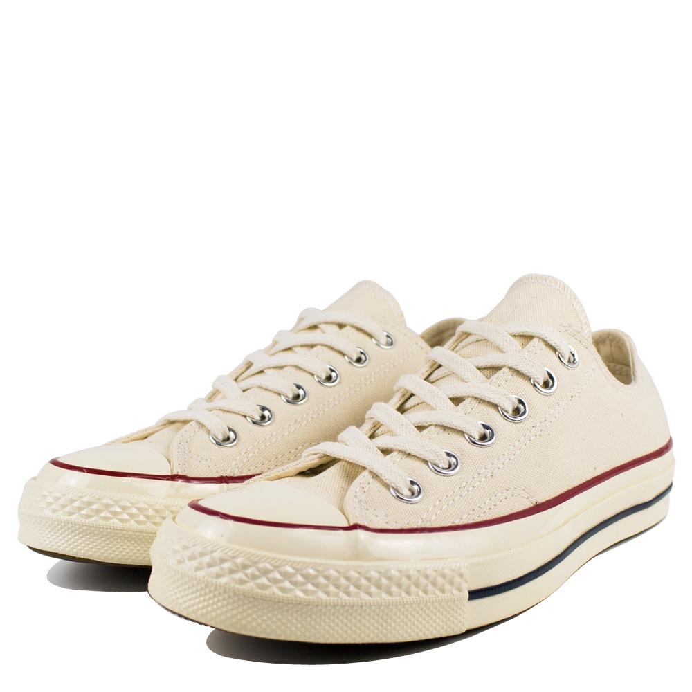 CONVERSE-男休閒鞋142338C-米白