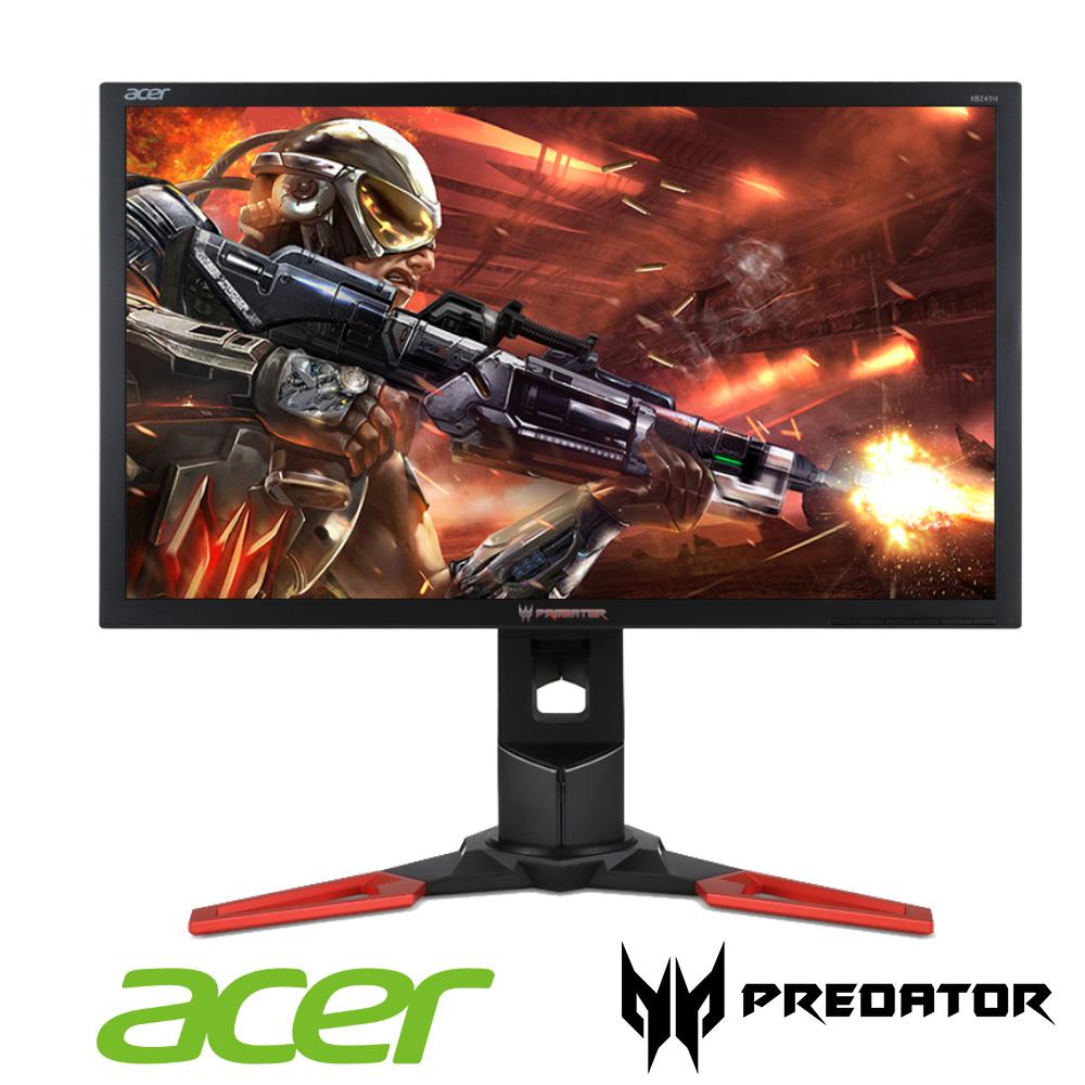 acer Predator XB241H 24型 1ms/144Hz 電競螢幕