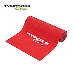 Wonder Core 伸展彈力帶 (紅色/0.35mm)