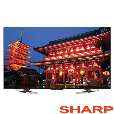 SHARP夏普-LC-65U35T-65吋4K-連